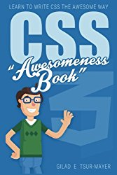 Css: CSS Awesomeness Book – Learn To Write CSS The Awesome Way! (Awesomeness Books) (Volume 2)