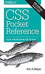 CSS Pocket Reference: Visual Presentation for the Web