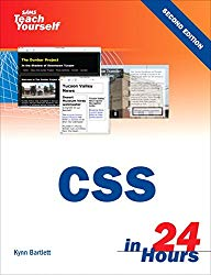 Sams Teach Yourself CSS in 24 Hours (2nd Edition)